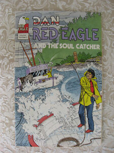 DAN RED EAGLE AND THE SOUL CATCHER, VOL1 NUMBER2