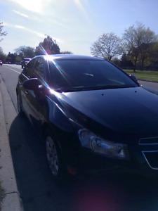 2014 Chevrolet Cruze LT, LOW KMs