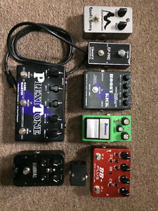 Various Pedals FS/FT