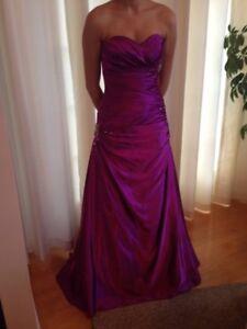 Mori Lee Prom Dress Size 2