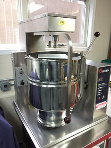 TDB-40 TA/2 Groen - Kettle/Cooker Mixer, Electric, Table Top
