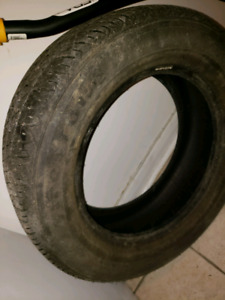 "Firestone 16"" all season tires/ pneus 16"" toutes saisons"