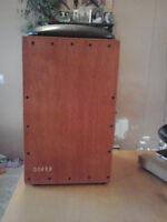 Hand crafted Cajon made local with love =)