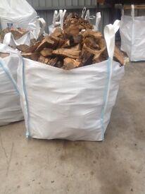 Hardwood Applewood firewood logs