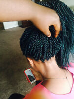 Make your hair with Afolhair