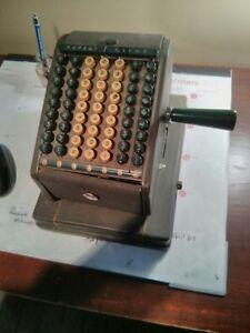 AAntique Chequewriter