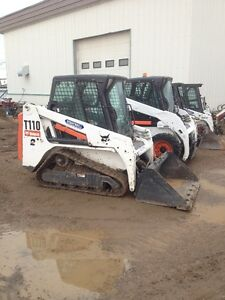 Skid Steers for RENT