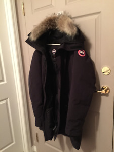 An authentic Canada Goose Men's Langford Parka Coat /For Serious