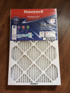 HONEYWELL 3-PACK FURNACE FILTERS