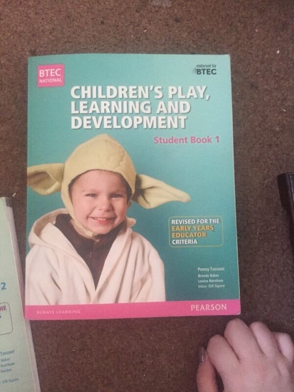 Childcare coursework?