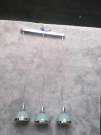 Hanging kitchen light
