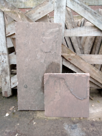 Reclaimed Indian stone