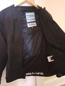 Women's ICON Motorcycle Jacket