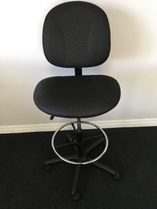 Staples Drafting Chair