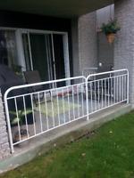 -soudure-reparation,escalier,rampe balcon,