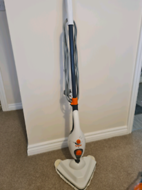 Vax Multi Steam Mop and accessories pack