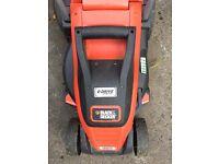 Black & Decker Edgemax lawnmower