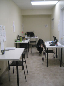 OFFICE SPACE FOR RENT SHORT OR LONG TERM $380/mth