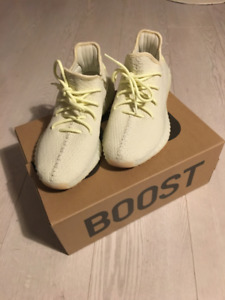 Yeezy 350 v2 Butters - Worn Once - Comes with Box 6d4d34e74