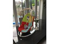 Mamas and Papas Baby swing chair.