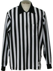 *wanted* referee jersey - NO ARM BANDS - XL or 2XL