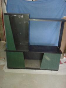 meuble télévision et table