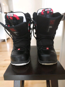 Snowboarding boots located in Amherst, ns