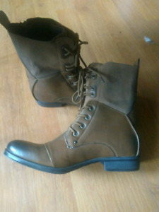 New boots size 12