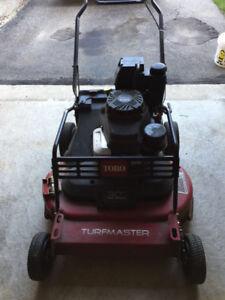 "Toro 30"" comerical lawn mower"