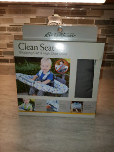 Clean Seat - Shopping Cart & High Chair Cover