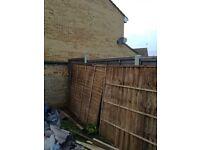 Fence Panels x 2