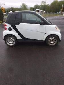 Smart fortwo 2008 83 000 km