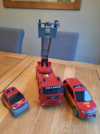Fire and rescue set