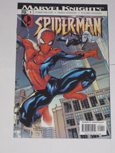 Marvel Comics Marvel Knights Spider-Man#1 comic book