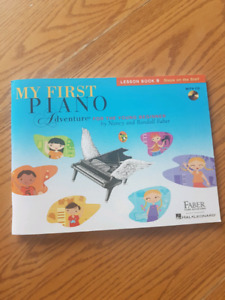 Lesson Book B My First Piano