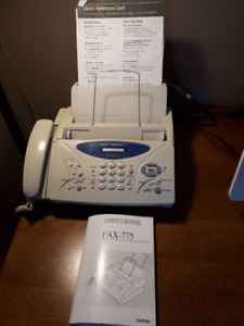FAX  - Reduced to Give away