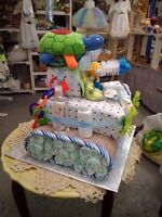 Little D'Lites - Homemade Candles, Diaper Cakes, Crafts
