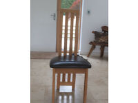 Dining Chairs Oak