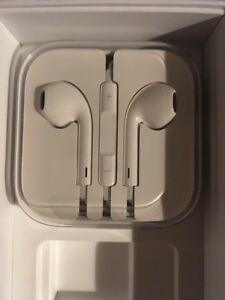 Apple ear buds , unopened !