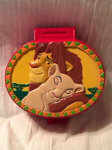 1997 LION KING POLLY POCKET PLAYSET