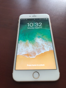 Great IPhone 6s pluse 16GB  - Unlocked