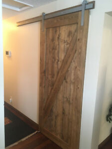 Solid Wood Sliding Doors