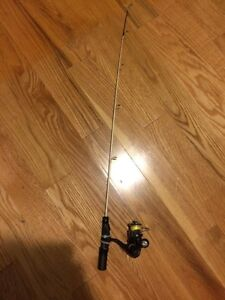 Ice fishing rod for sale