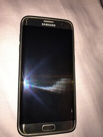 Samsung s7 edge gold 32 gb