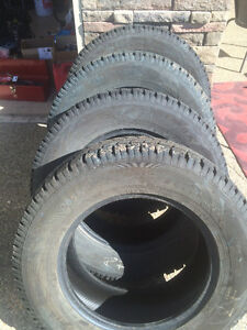 Toyo Winter Tires - Like new!