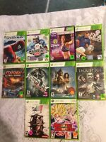 Xbox 360 video games $20 each