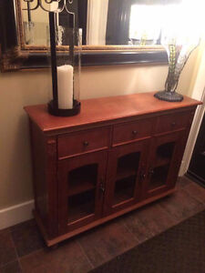 Gorgeous Cabinet Entry Table