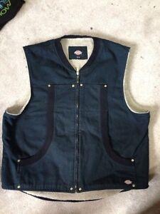 Brand new XL dickies work vest