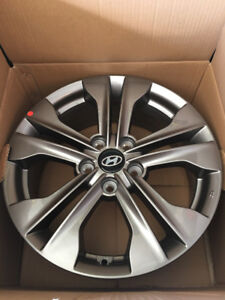 "Hyundai SANTA FE OEM 17"" WHEELS (NEW)"