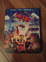 Brand new Lego Movie on blu Ray! $10 firm. Text 403 596 2619